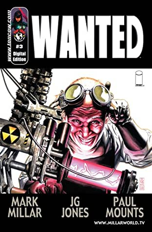 Wanted #3 (of 6)