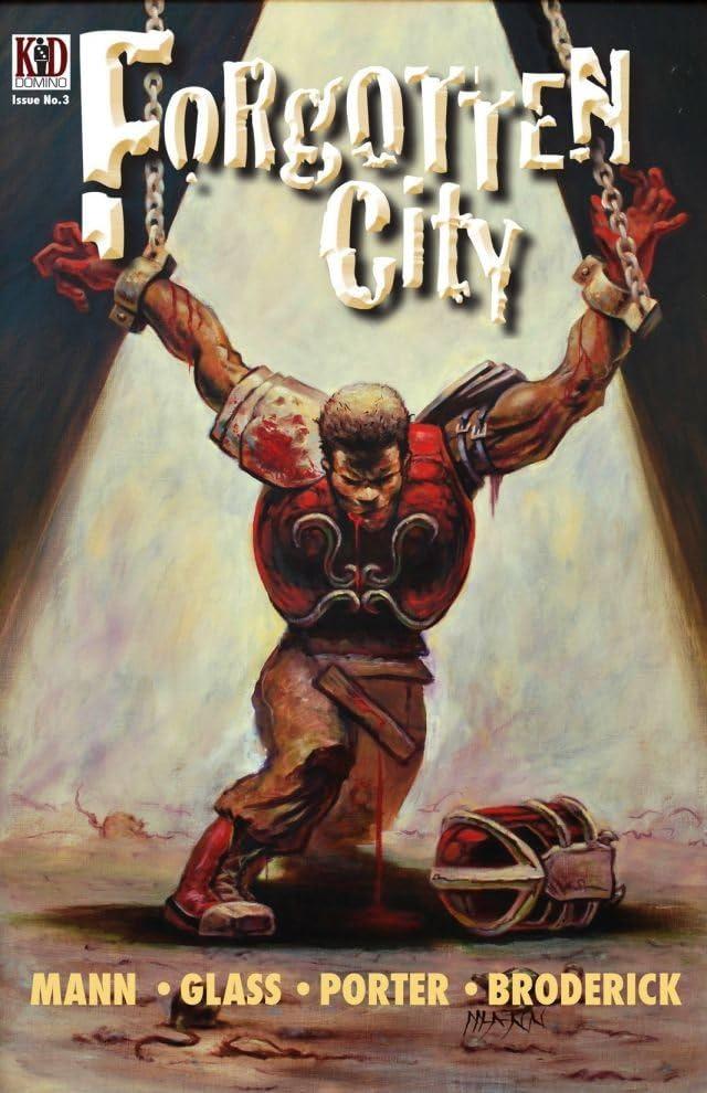Forgotten City #3