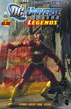 DC Universe Online Legends #6