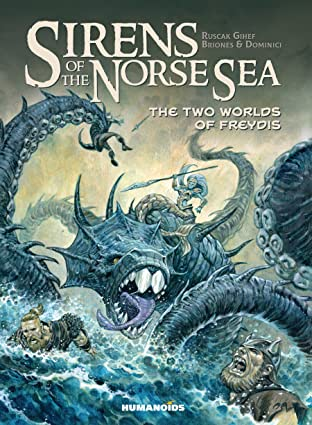 Sirens of the Norse Sea Vol. 2: The Two Worlds of Freydis