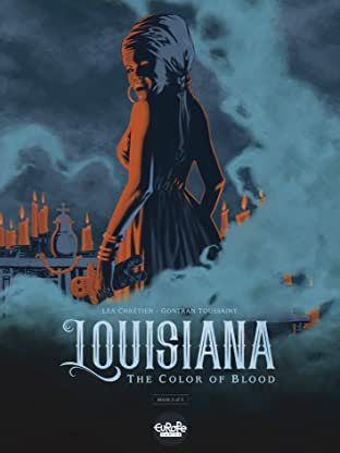 Louisiana: The Color of Blood - Book 2 Vol. 2