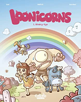 Loonicorns Vol. 1: Bleary-Eye