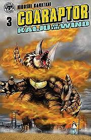 Coaraptor: Kaiju of the Wind #3