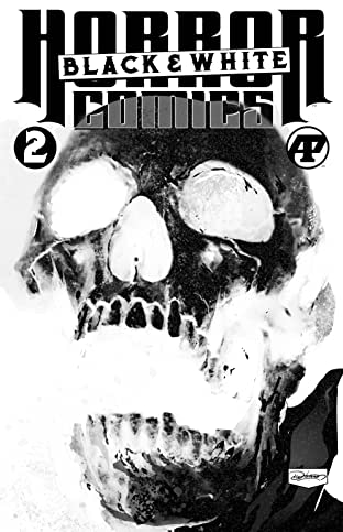Horror Comics Black & White #2