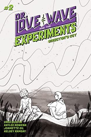 Dr. Love Wave and the Experiments: Director's Cut No.2