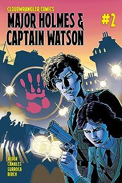 Major Holmes & Captain Watson #2