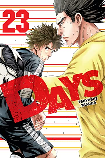 DAYS Vol. 23
