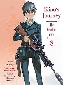 Kino's Journey Vol. 8