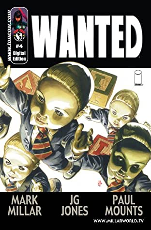 Wanted #4 (of 6)