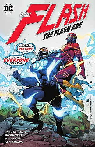 The Flash (2016-) Vol. 14: The Flash Age