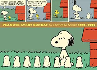 Peanuts Every Sunday 1991-1995 Vol. 9