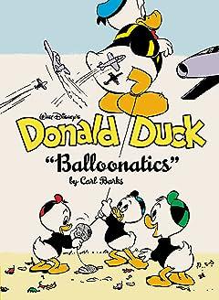 "Walt Disney's Donald Duck ""Balloonatics"" Vol. 25: The Complete Carl Barks Disney Library"