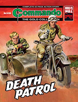 Commando #5436: Death Patrol