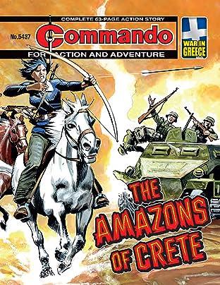 Commando #5437: The Amazons Of Crete