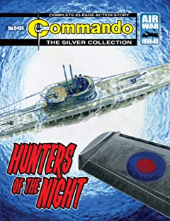 Commando #5438: Hunters Of The Night