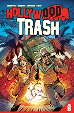 Hollywood Trash TPB