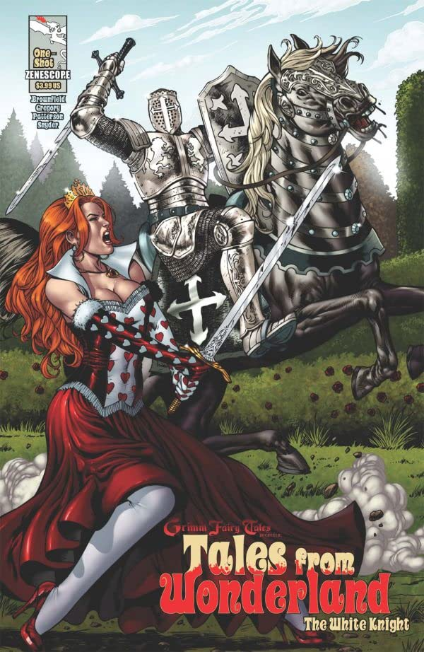 Tales From Wonderland: White Knight