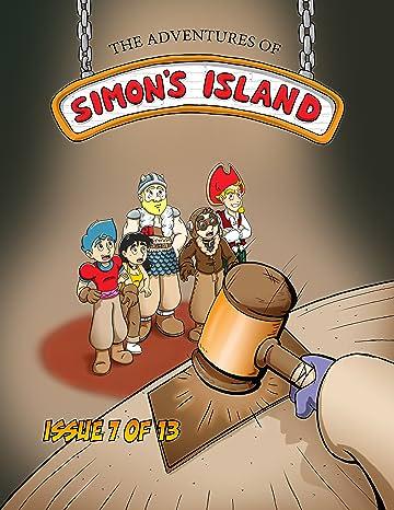 The Adventures of Simon's Island No.7