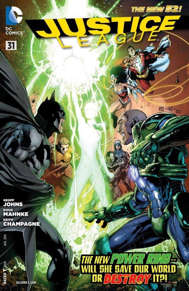 Justice League (2011-2016) #31