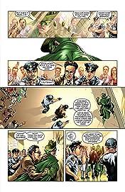 Green Hornet #14