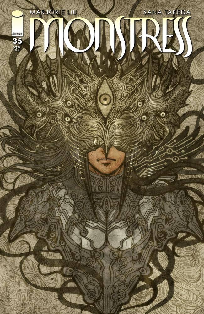 Monstress #35