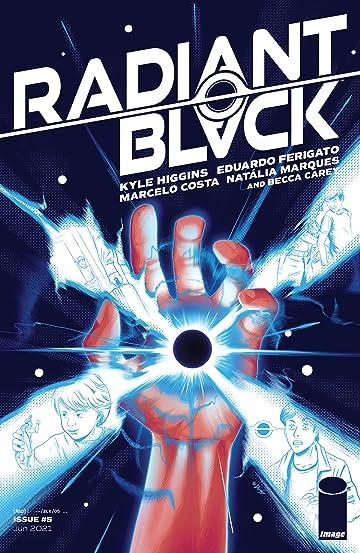 Radiant Black #5