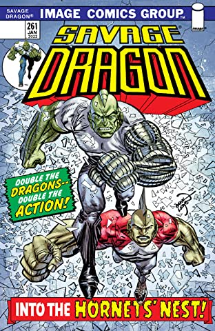Savage Dragon #261