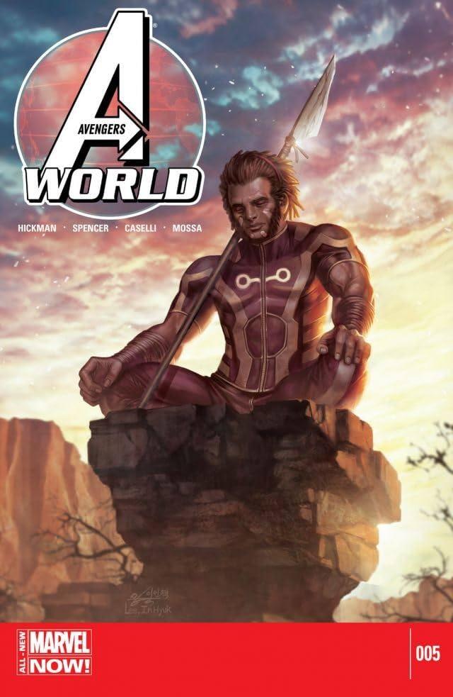 Avengers World (2014-2015) #5