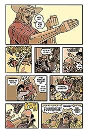 The Six Sidekicks of Trigger Keaton #1