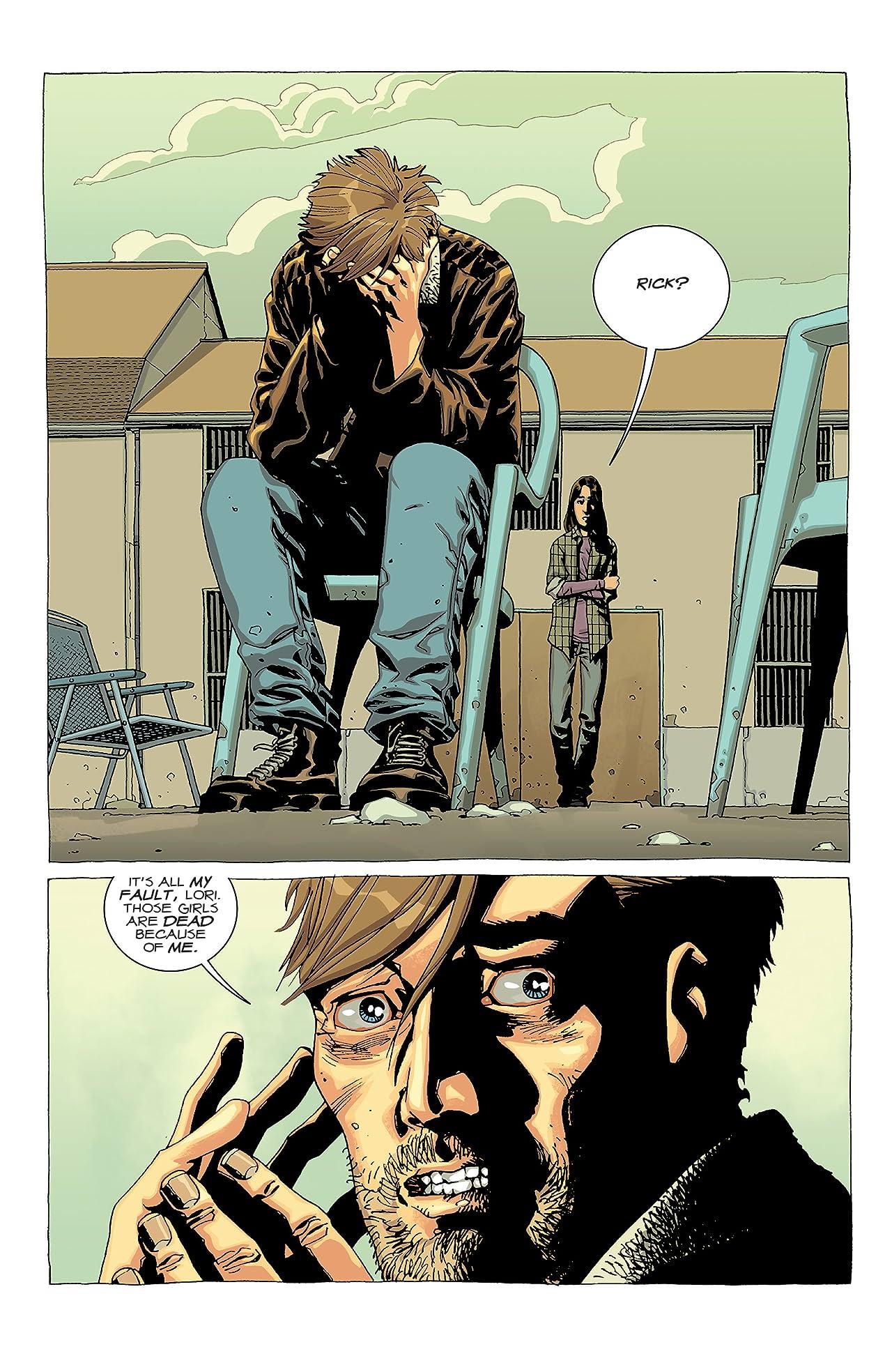 The Walking Dead Deluxe #17