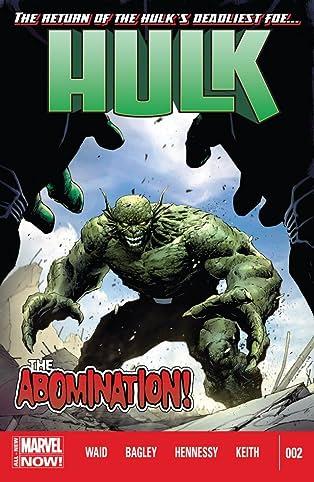 Hulk (2014-2015) #2