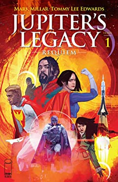 Jupiter's Legacy: Requiem #1 (of 5)