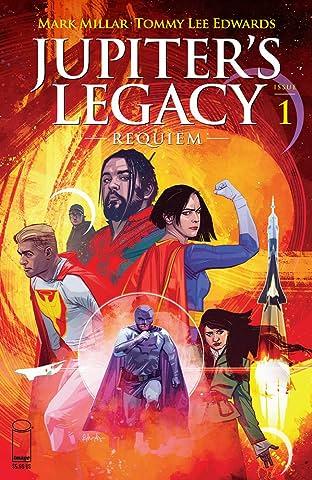 Jupiter's Legacy: Requiem #1 (of 5)