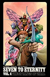 Seven to Eternity Vol. 4: The Springs of Zhal