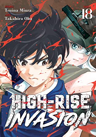High-Rise Invasion Tome 18