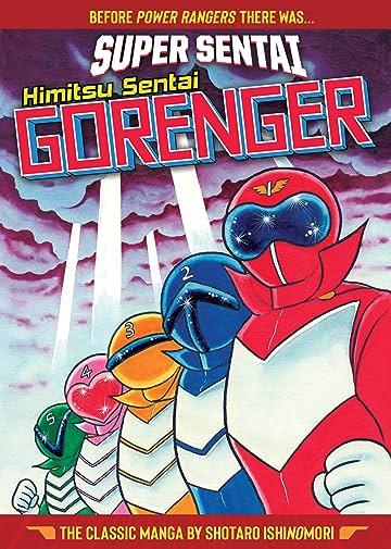 SUPER SENTAI: Himitsu Sentai Gorenger - The Classic Manga Collection