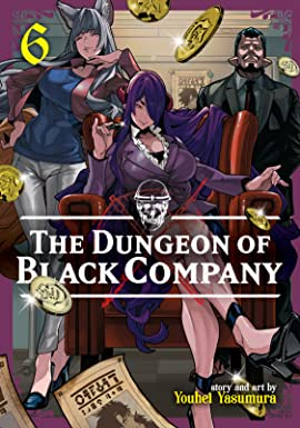 The Dungeon of Black Company Vol. 6