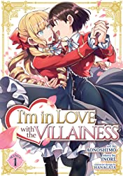 I'm in Love with the Villainess Tome 1