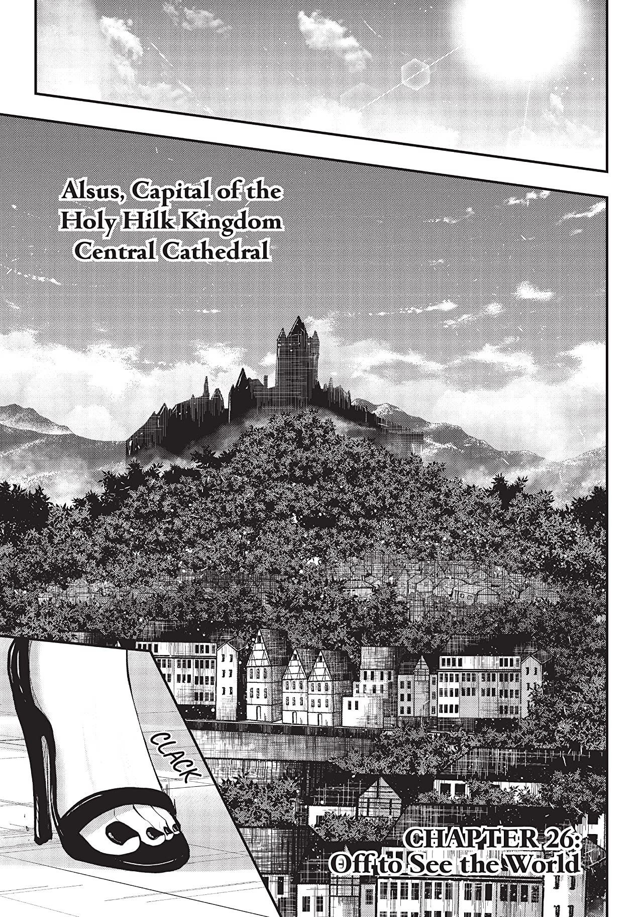 Skeleton Knight in Another World Tome 6