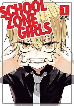 School Zone Girls Vol. 1