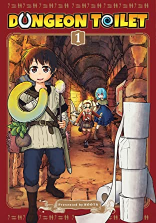 Dungeon Toilet Tome 1