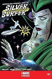 Silver Surfer (2014-2015) #2