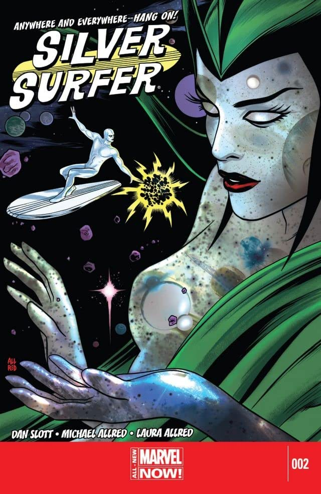 Silver Surfer (2014-) #2