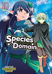 Species Domain Vol. 10