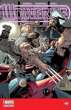 Wolverine (2014) #5
