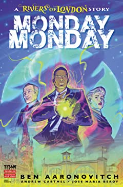 Rivers of London #9.1: Monday, Monday