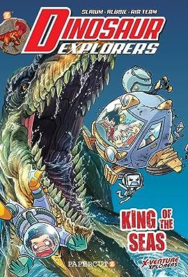 Dinosaur Explorers Vol. 9: King of the Seas