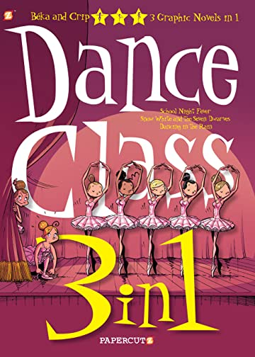 Dance Class 3 in 1 Tome 3