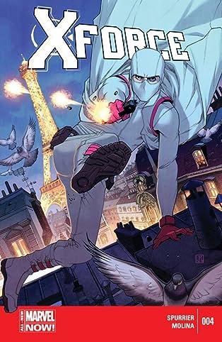 X-Force (2014-2015) #4