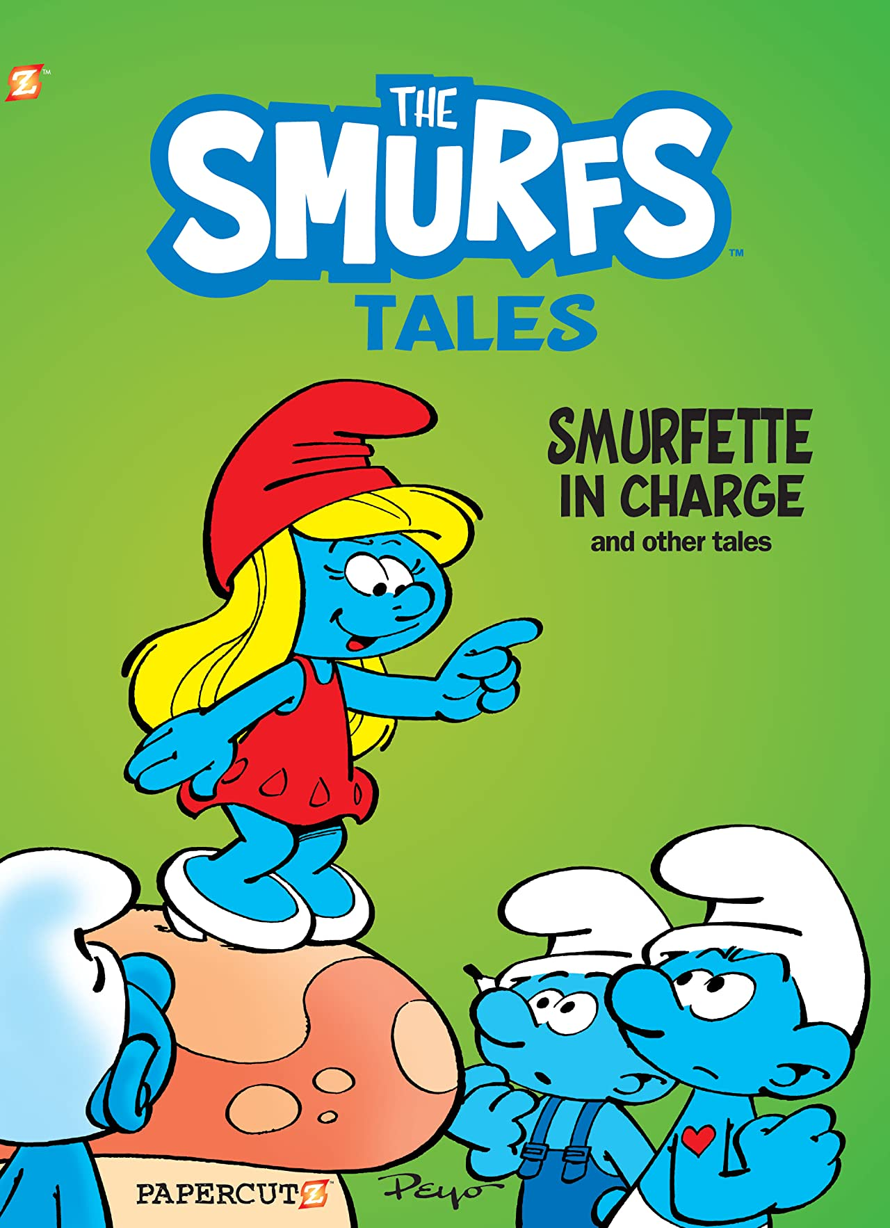The Smurfs Tales Vol. 2: Smurfette in Charge and other Tales